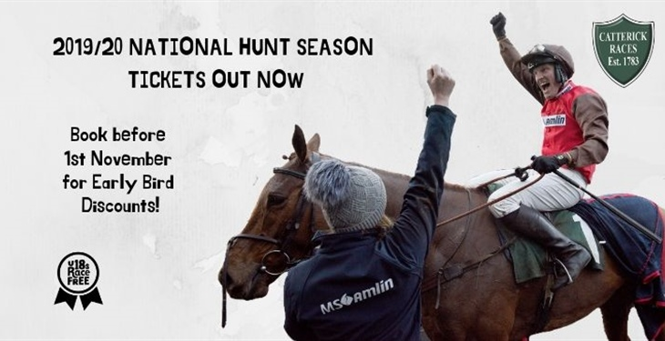 National Hunt Season Tickets On...