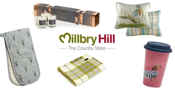 MILLBRY HILL CHRISTMAS GIFT GUIDE