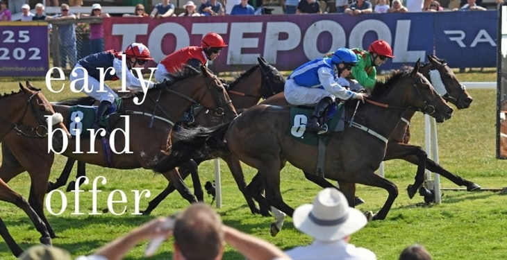 FLAT SEASON EARLY BIRD OFFER