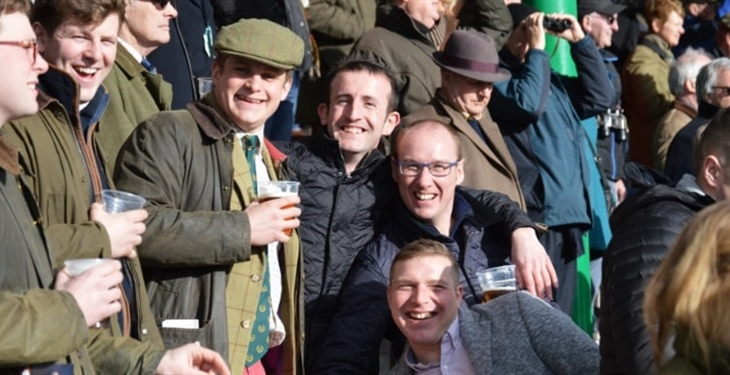 CHELTENHAM FESTIVAL FASHION ON...