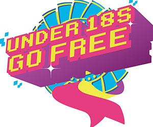 Under 18 logo